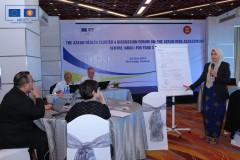 ASEAN Health Cluster 4 Discussion Forum